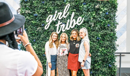 Girl Tribe Pop Up