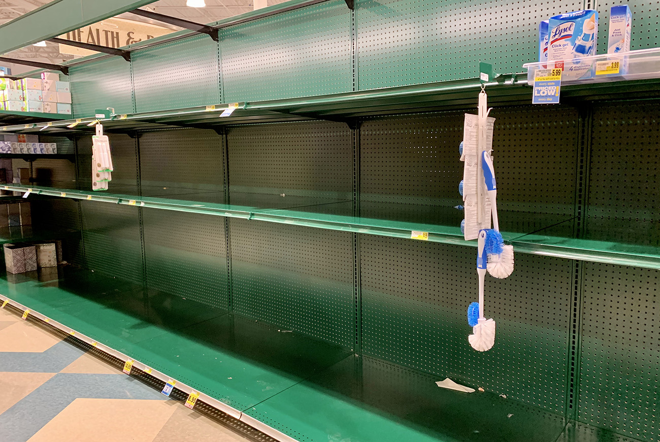 Charlotte grocers add sneeze guards and offer bonuses in response to coronavirus
