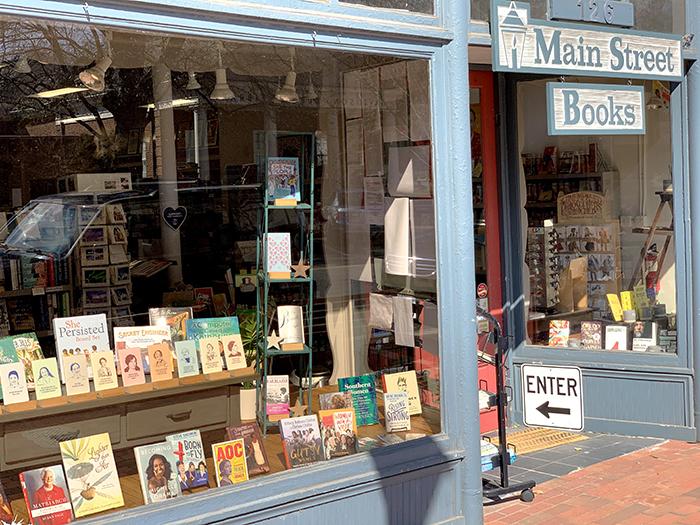 main street books davidson nc