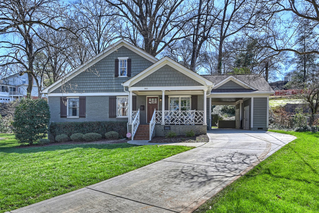 House hunting? Top 10 open houses this weekend, including a Myers Park bungalow asking $650k