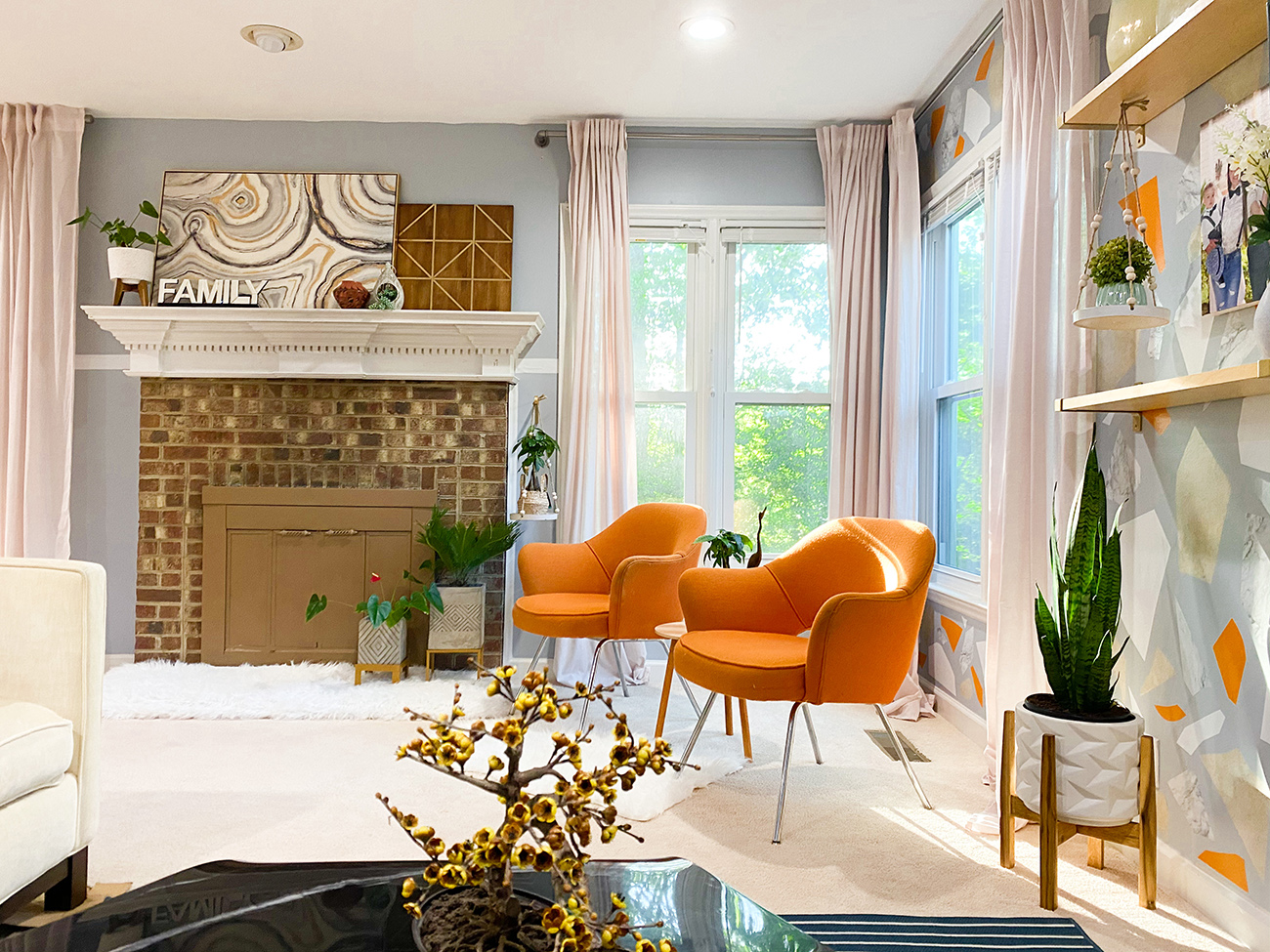 Give Your Home A New Look With 5 Mid Century Modern Diy Projects For 200 Or Less Charlotte Agenda
