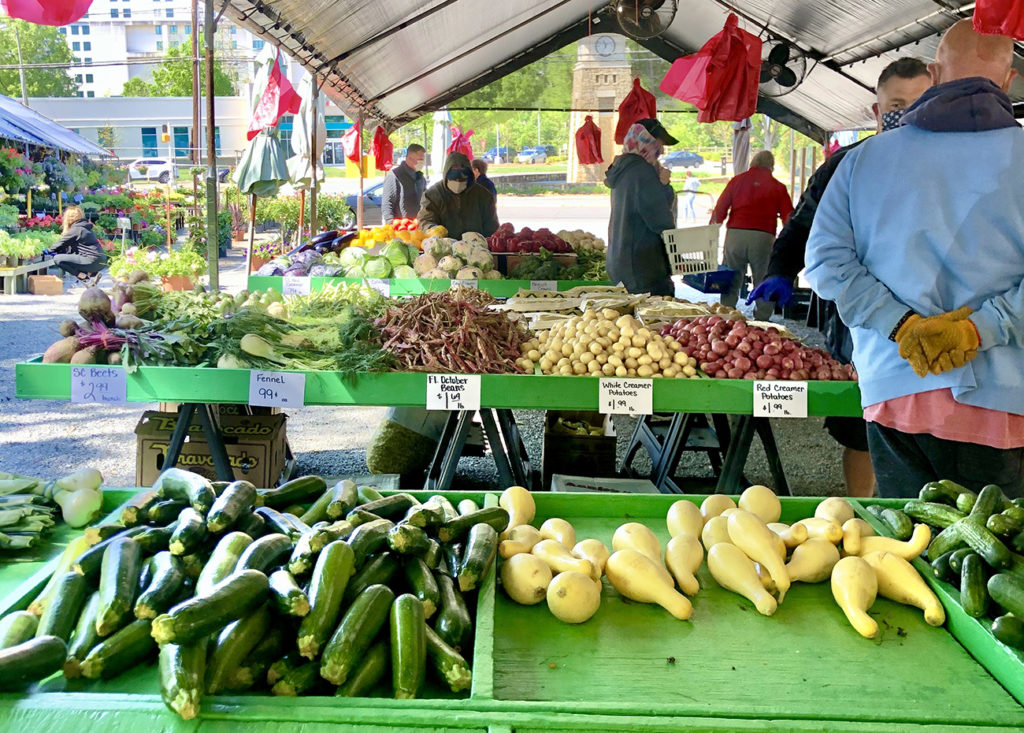12 Charlotte-area farms and markets offering produce delivery and pickup