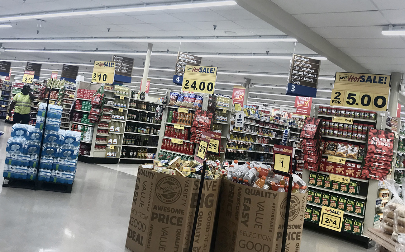 Could coronavirus forever shape the way Charlotte shops for groceries?