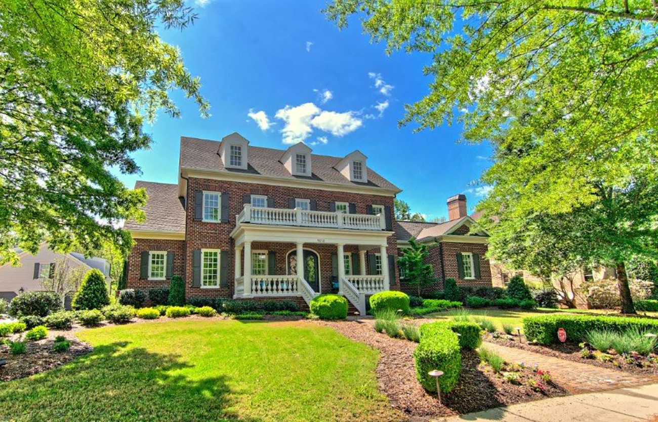 Former Panthers coach Ron Rivera's house is under contract. Take a look inside