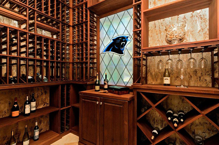 ron rivera listing wine
