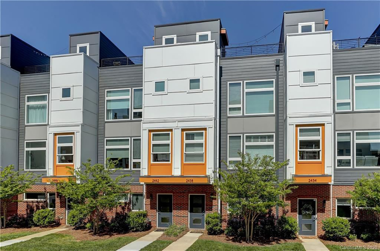 Hot homes: 10 townhouses for sale right now in Charlotte