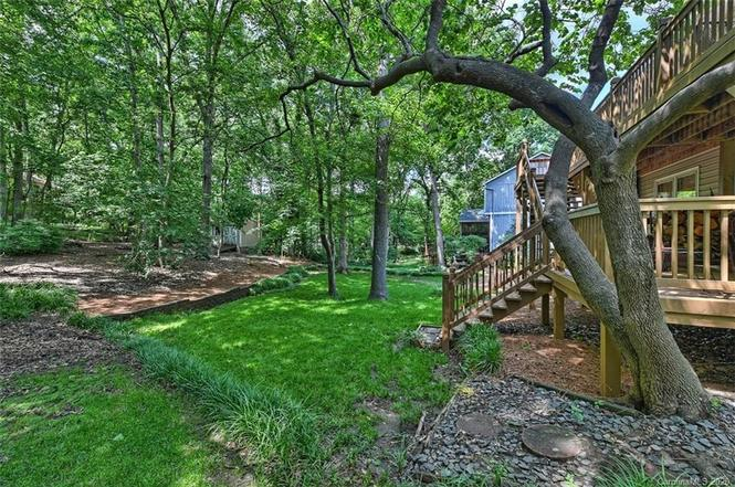 4916 Cedar Forest Dr yard