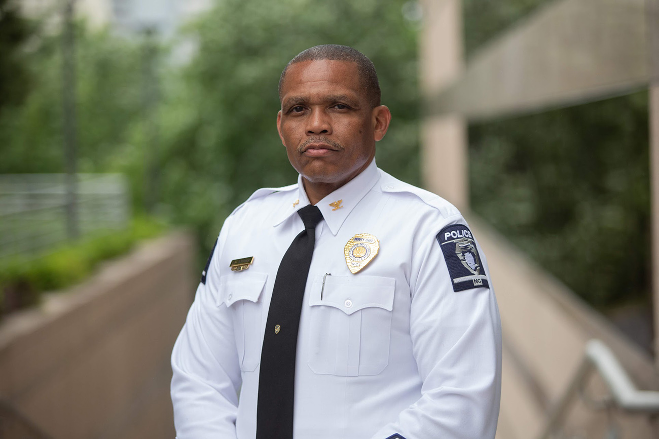 City names Johnny Jennings new CMPD chief