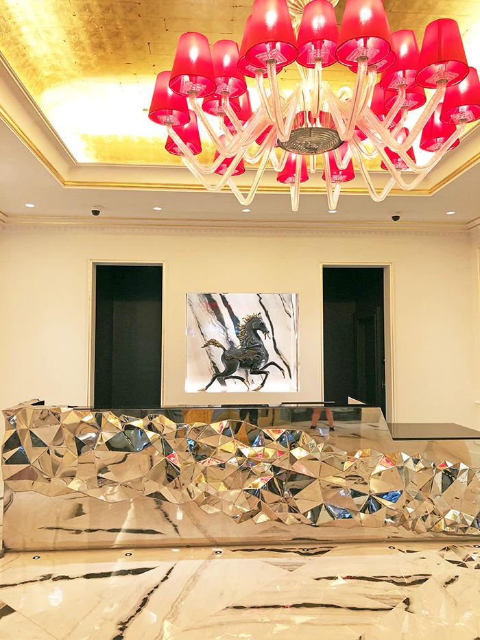 Grand Bohemian lobby