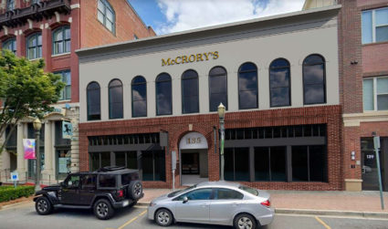 A restaurant by Kre8 Twisted Eats chef is coming to the historic McCrory's Building in Rock Hill