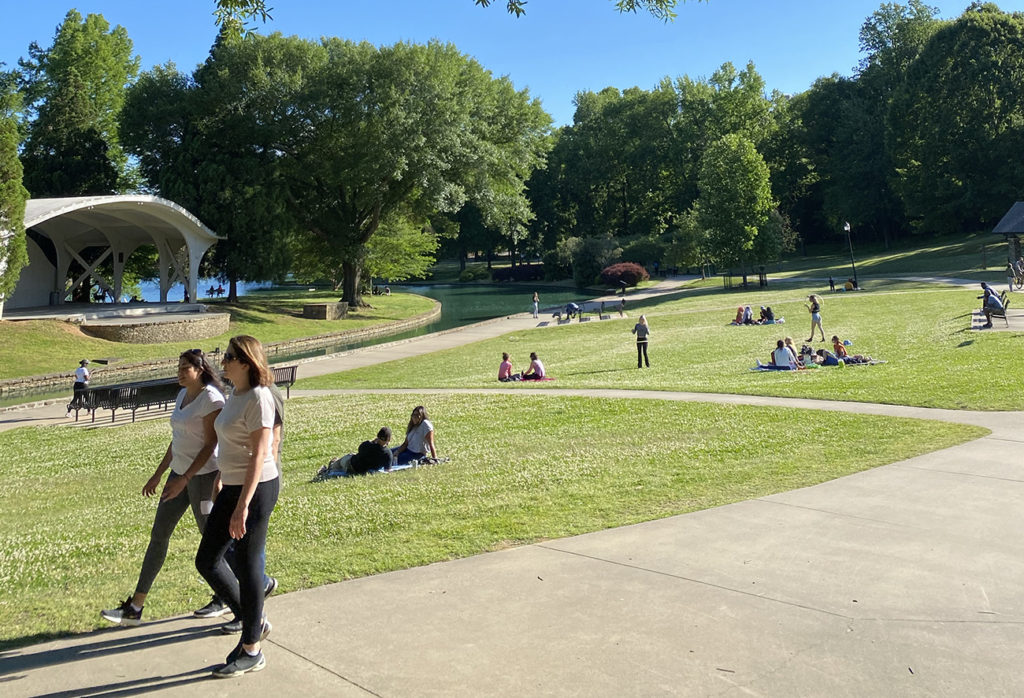 16 places to picnic around Charlotte
