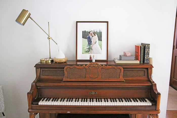 hullosam home tour piano