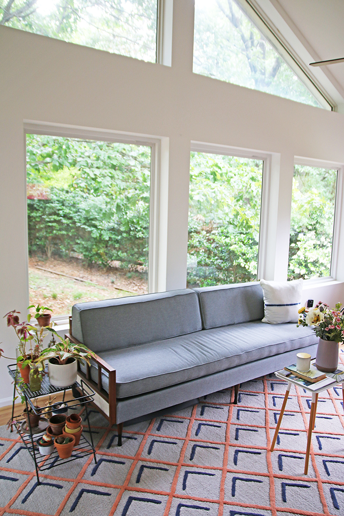hullosam home tour sun room