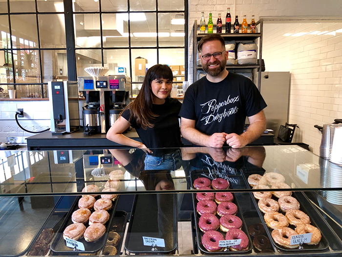 pepperbox donuts