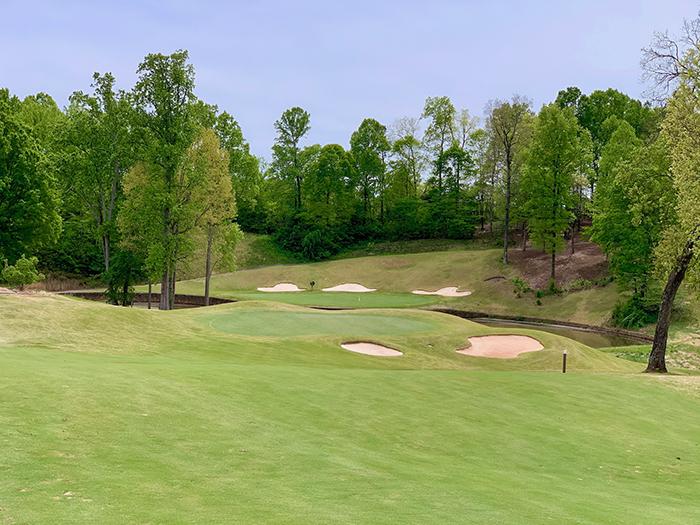 rockbarn golf course hole 5