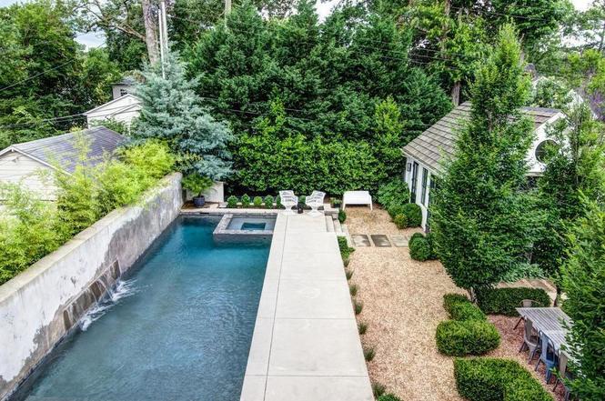 216 Cottage Pl pool yard