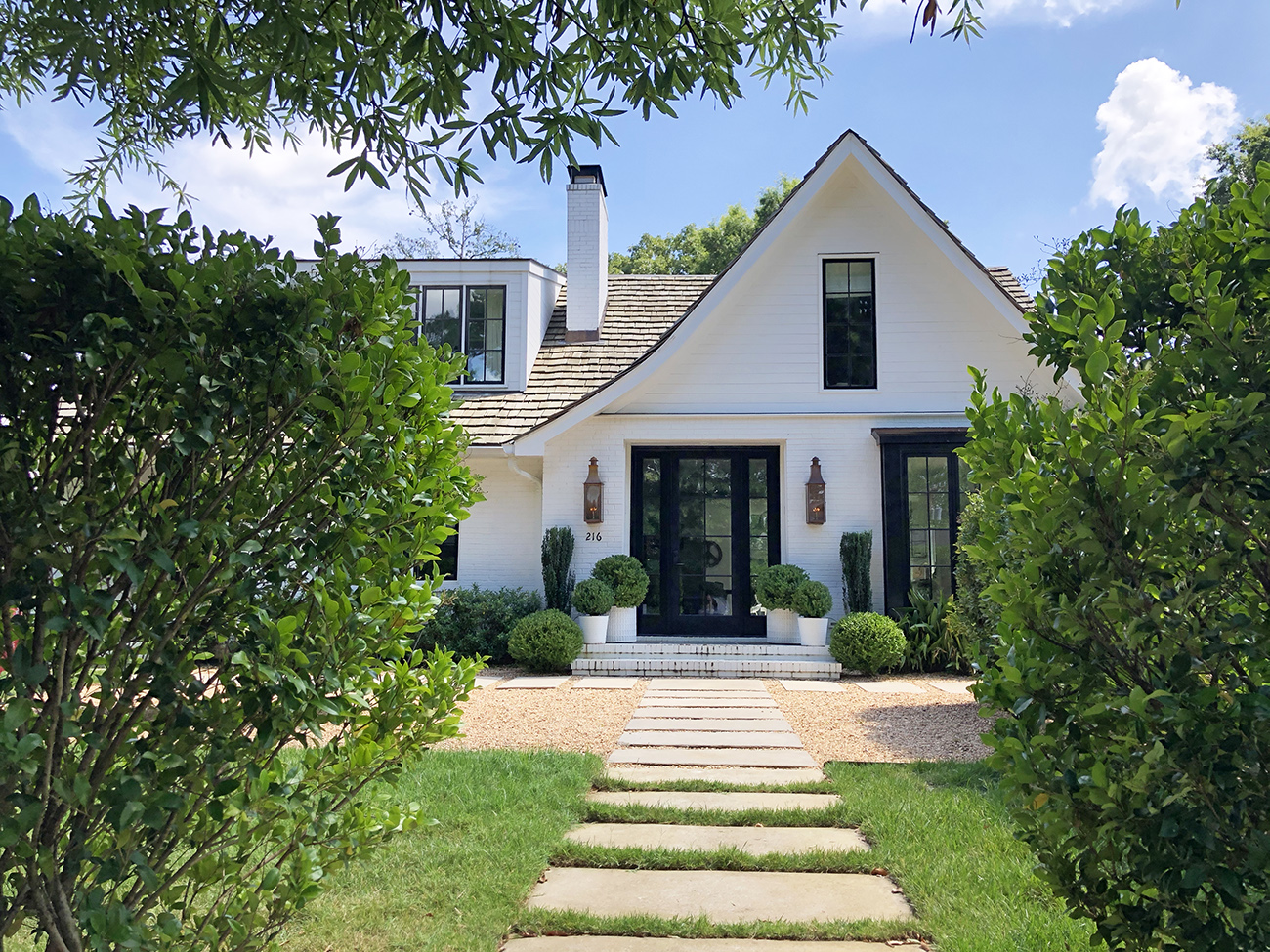 View 25 photos: Eastover cottage featured in 'Better Homes and Gardens' asks $2.3M
