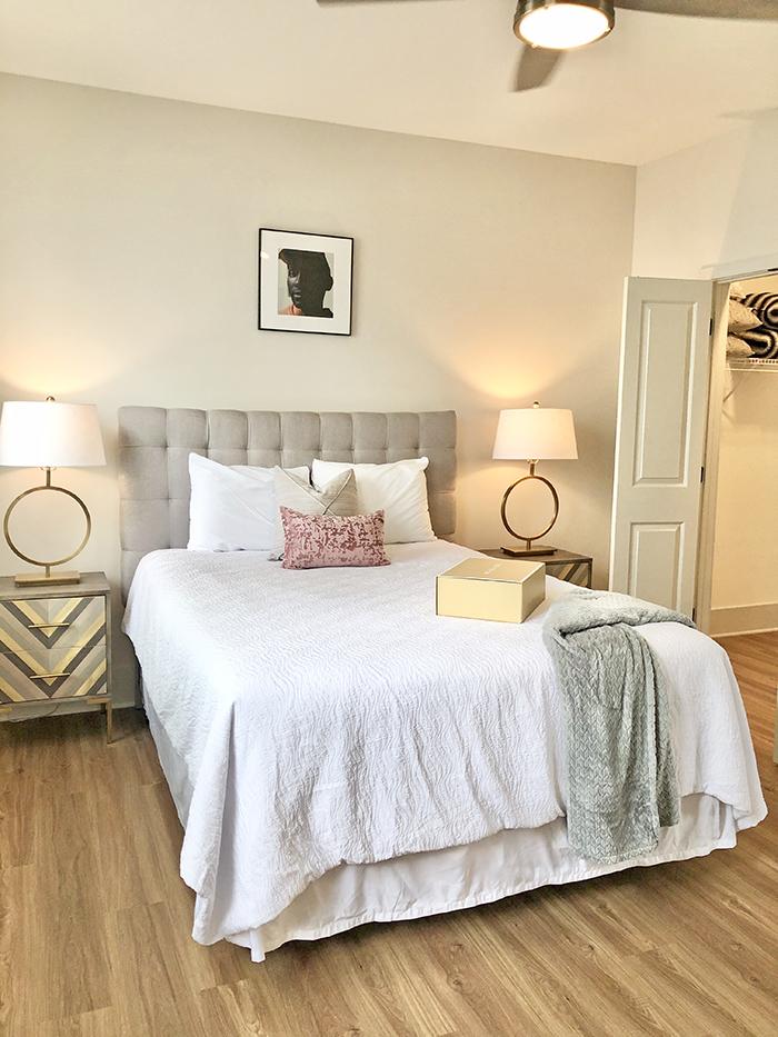 Anker Haus bedroom