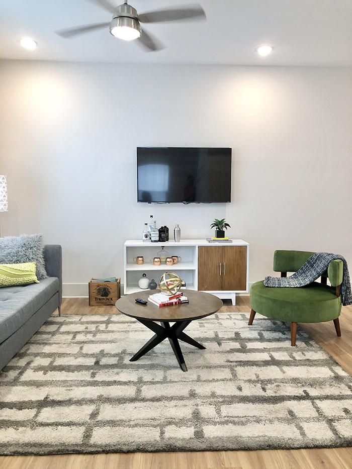 Anker Haus living room
