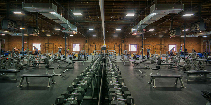 Hive Fitness in South End