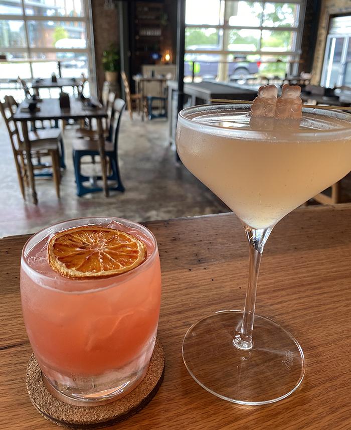 VANA cocktails