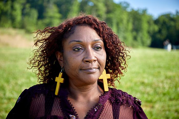 Vivian Carr, Justin Carr's mother