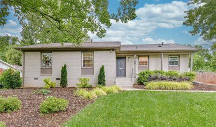 Hot Homes: 10 homes for sale in Charlotte under $515K