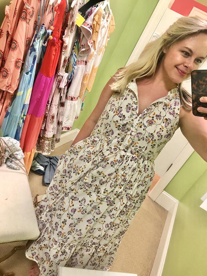 resort dress charlotte's