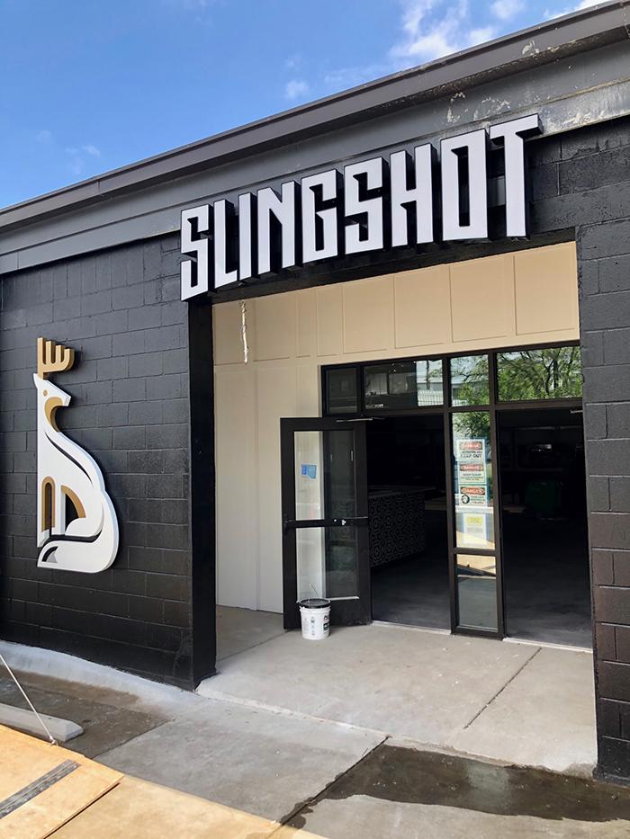 slingshot bar south end exterior