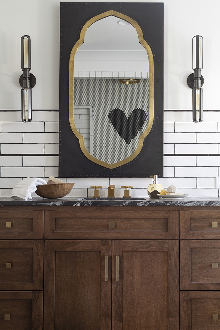2020 Home of the Year bathroom vanity