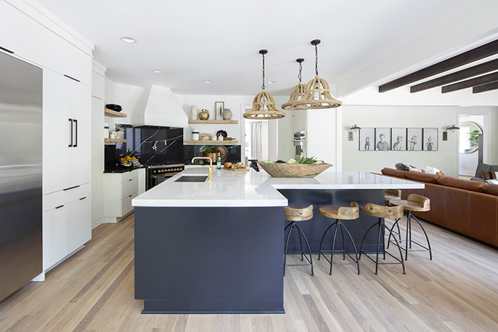 2020 Home of the Year kitchen