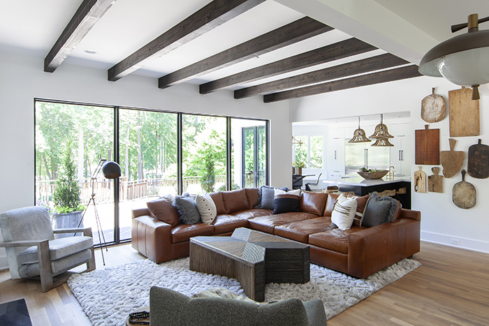 2020 Home of the Year living room