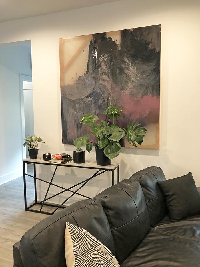 Corri Smith Home Tour art