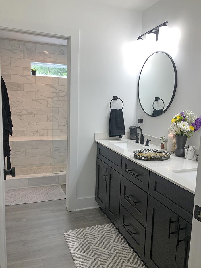 Corri Smith Home Tour bathroom