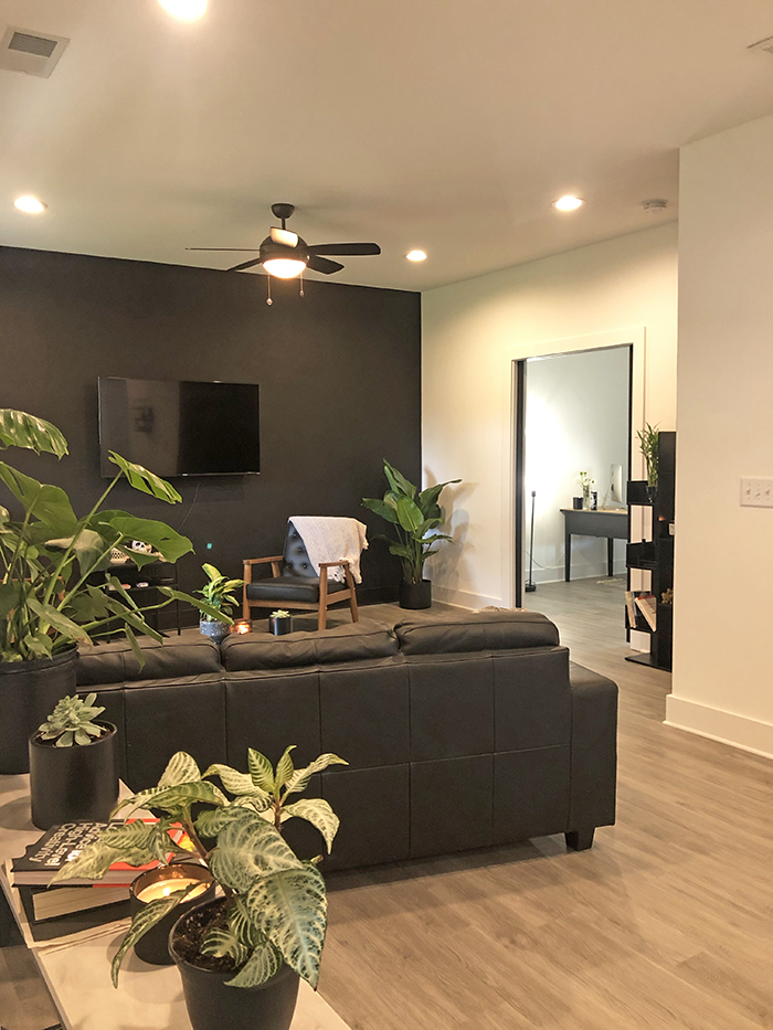 Corri Smith Home Tour living room