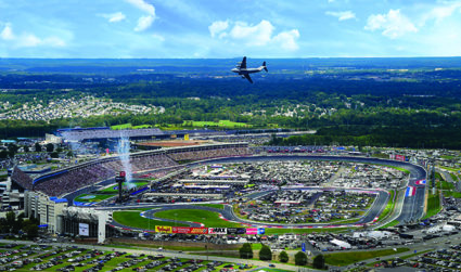 Laps for Charity – ROVAL