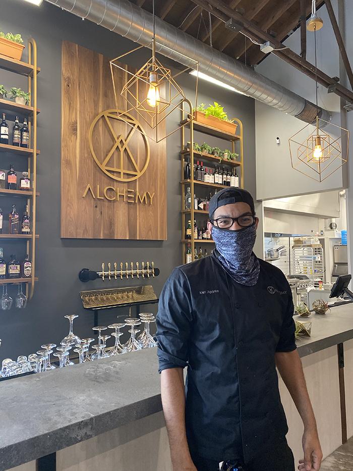 alchemy c3 lab restaurant ken aponte
