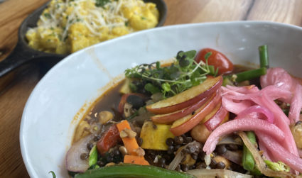 Guide to vegan and vegetarian dining in Charlotte — 17 places to try