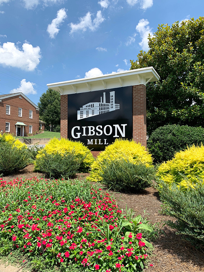 gibson mill concord