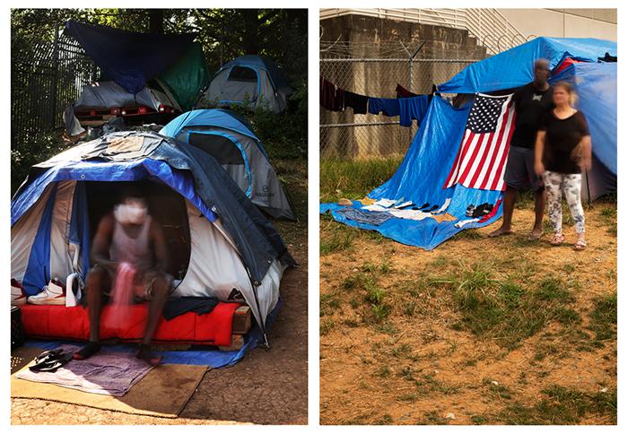 Tent City Covid 2020