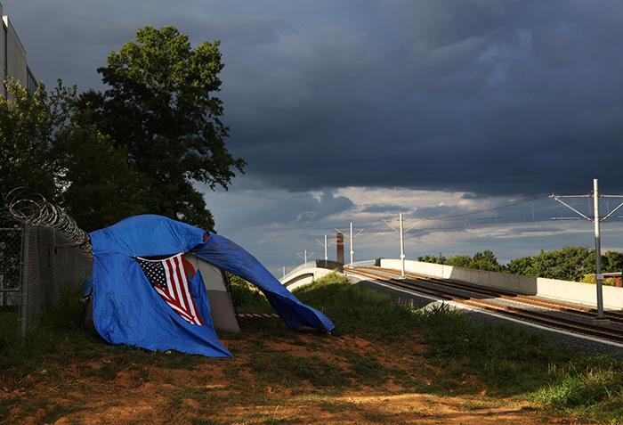 Tent City 2020 Covid