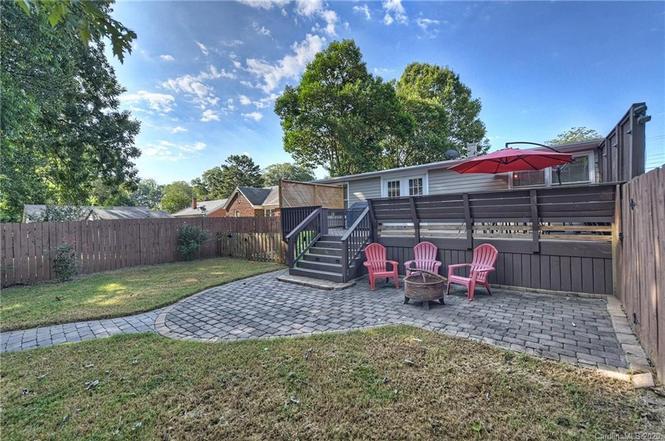 1605 Matheson Ave. yard
