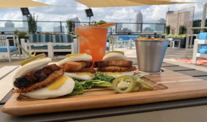 See inside: Skybar, a rooftop bar by celeb chef David Burke, opens Friday in Uptown