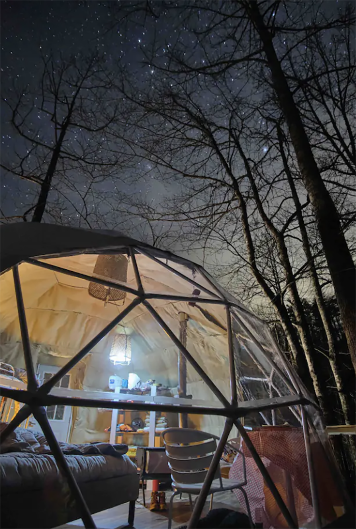 Treehouse Dome