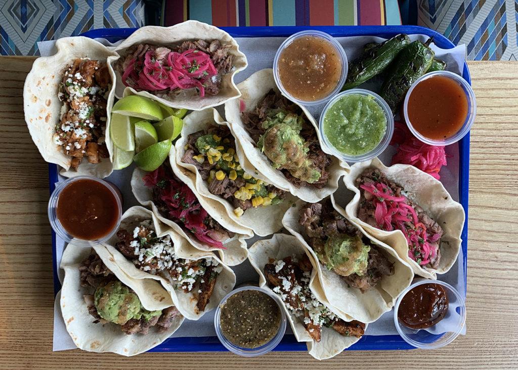 New NoDa restaurant Bargarita is now open with tacos and frozen margaritas