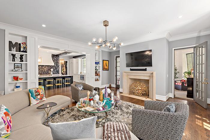 eastover home living room