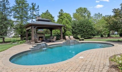 Hot Homes: 10 houses for sale with enviable outdoor spaces