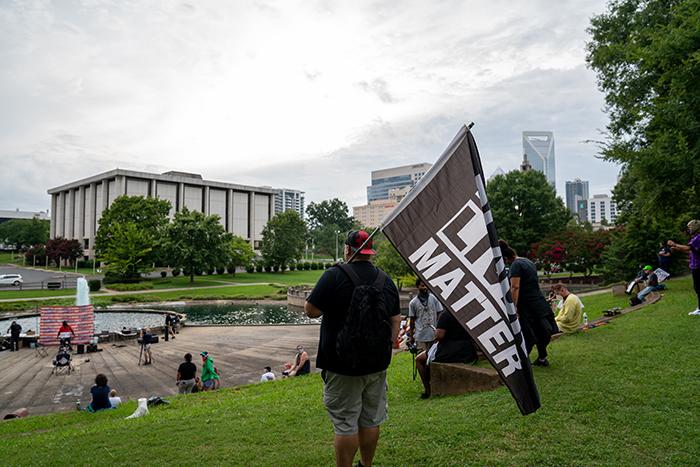 rnc marshall park protest