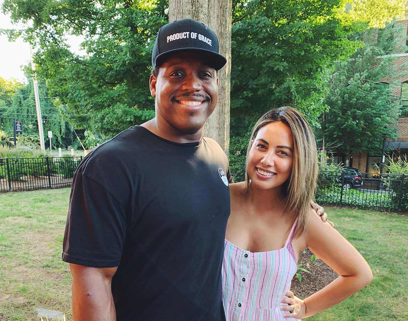 48-hour guide: How to spend a weekend in Charlotte with Natalie and Jonathan Stewart
