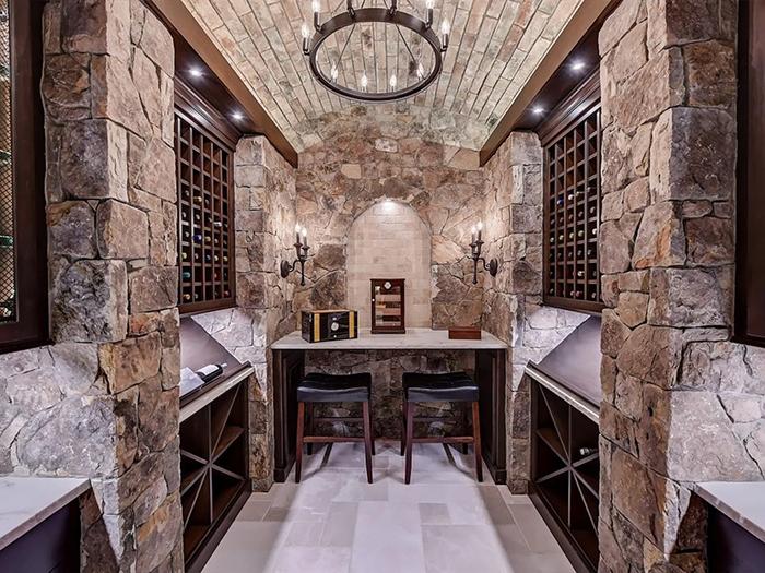154 Tennessee Circle wine cellar